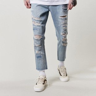 Cayler & Sons Raw Edge Denim blue ALLDD-SS17-14
