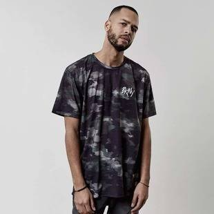 Cayler & Sons Scripted Long Tee multicolor WL-SS17-AP-14