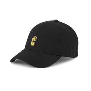 Cayler & Sons WHITE LABEL Cangels Curved Cap black / yellow