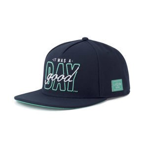 Cayler & Sons WHITE LABEL Good Day Cap navy / mint