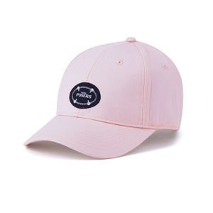 Cayler & Sons WHITE LABEL Posers Curved Cap pale pink / mc
