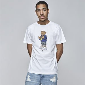 Cayler & Sons WHITE LABEL t-shirt WL Controlla Tee white / mc
