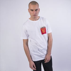 Cayler & Sons WHITE LABEL t-shirt WL Happy Meal Pocket Tee white/mc