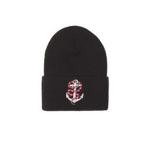 Cayler & Sons WL Anchored Beanie black / mc
