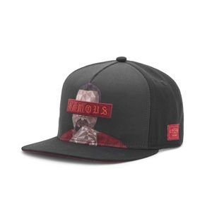 Cayler & Sons White Label Drop Out Cap black / red