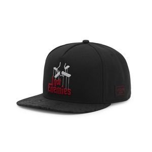 Cayler & Sons White Label Enemies Cap black / red