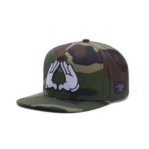 Cayler & Sons White Label La Familia Cap camo / black