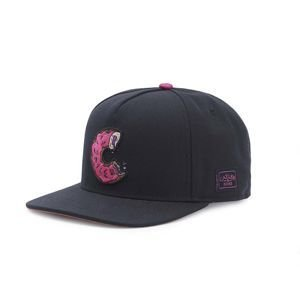 Cayler & Sons White Label Los Munchos Cap black / pink