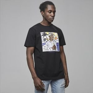 Cayler & Sons White Label Pacenstein Tee black / multicolor