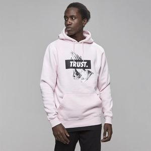 Cayler & Sons White Label Trust Hoody pale pink / black