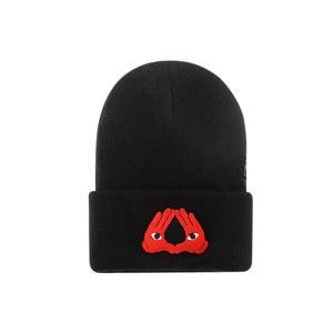 Cayler & Sons beanie White Label In The House Old School Beanie black