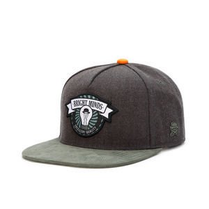Cayler & Sons cap Copper Label Bright Minds Cap dark grey