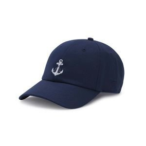 Cayler & Sons cap White Label Stay Down Curved Cap navy / grey