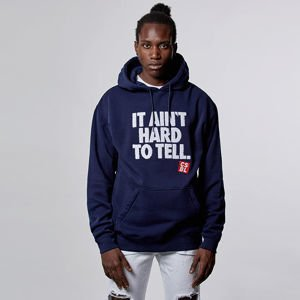 Cayler & Sons hoody Black Label Ain't Hard Hoody navy