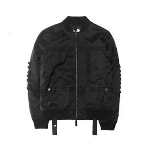 Cayler & Sons jacket Black Label Judgement Day Bomber black/black