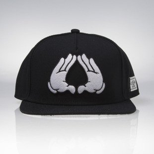 Cayler & Sons snapback WL Brooklyn Classic Cap black / white