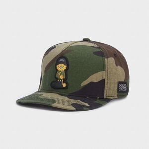 Cayler & Sons snapback WL Merch Garfield woodland / mc
