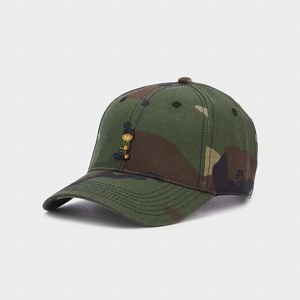 Cayler & Sons strapback WL Merch Garfield  Curved woodland / mc