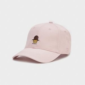 Cayler & Sons strapback WL Not Happy Garfield pale pink