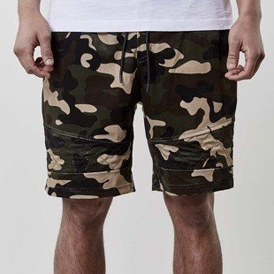 Cayler & Sons szorty New Age Velourshorts multicolor CSBL-SS17-AP-51