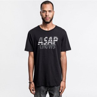 Cayler & Sons t-shirt ASAP Knows Tee black / white / grey WL-CAY-AW16-AP-20