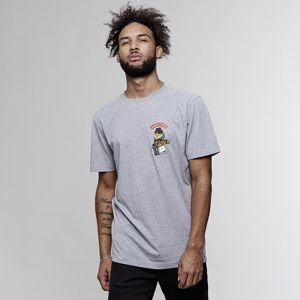 Cayler & Sons t-shirt WL Hyped Garfield heather grey / mc