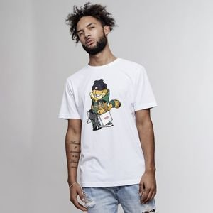 Cayler & Sons t-shirt WL Hyped Garfield white / mc