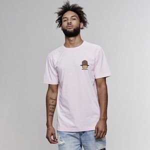 Cayler & Sons t-shirt WL Not Happy Garfield pale pink / mc