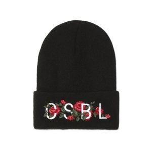 Cayler and Sons Black Label Venetian Beanie black / red