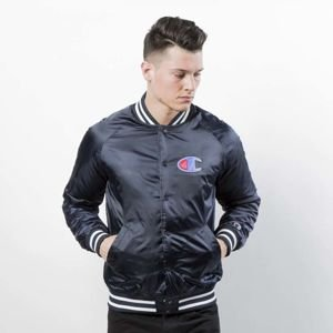Champion Bomber Jacket navy 211668/S18/BS501