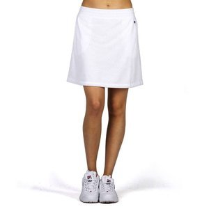 Champion Mesh Tennis Mini Skirt white