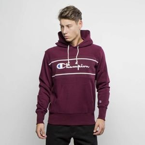 Champion Sweatshirt Fancywork 2 Hoodie burgundy 210982/RS509