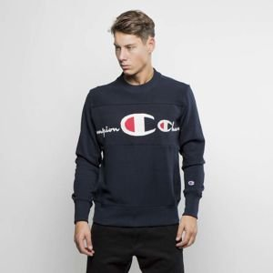 Champion Sweatshirt Fancywork Crewneck navy 210981-BS501