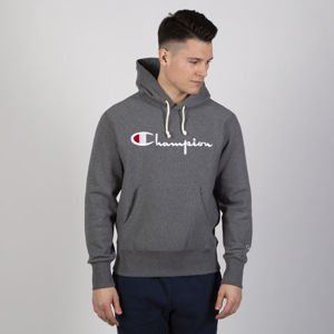 Champion Sweatshirt Reverse Weave Hoodie dark grey heather
