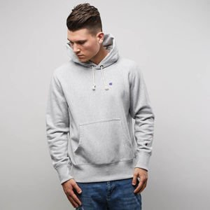 Champion Sweatshirt Reverse Weave Hoodie light heather grey 210966/F17/EM004