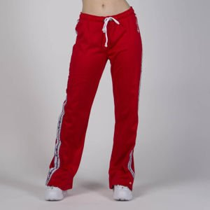 Champion WMNS Full Zip Pants red