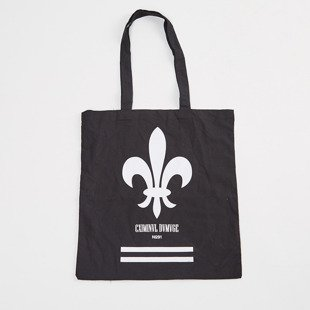 Criminal Damage CD Logo Bag black