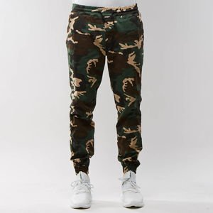 Diamante Wear jogger pants Jogger RM woodland camo