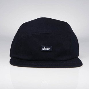 Elade 5 Panel Cap navy