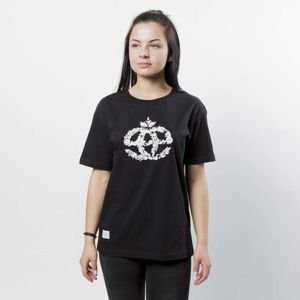 Elade T-Shirt GRL Icon Floral soft black