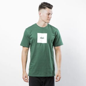 Elade T-shirt Box Logo green