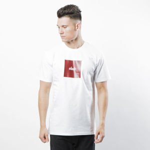 Elade T-shirt Box Logo white