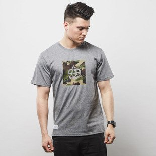 Elade T-shirt Icon Camo grey
