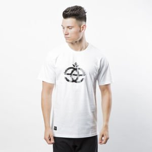Elade T-shirt Icon Glitch T-shirt white