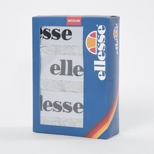 Ellesse Hali 3PK Boxers athletic grey SHAV0442