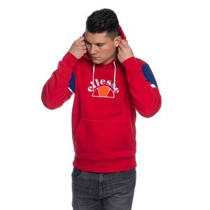 Ellesse Sweatshirt Petto Hoody red