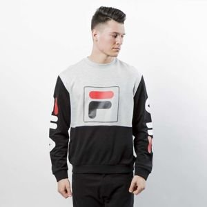 Fila Jamie Crew Sweat black / light grey melange bros