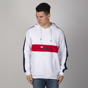 Fila Sweatshirt Jeremy Blocket Sweater bright white-black iris-true red