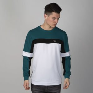 Fila Sweatshirt Norbin Crew Sweat shaded spruce-black-bright white