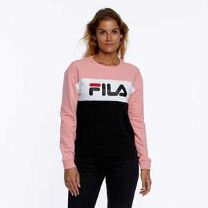 Fila WMNS Leah Crew Sweat Women black-quarz pink-bright white